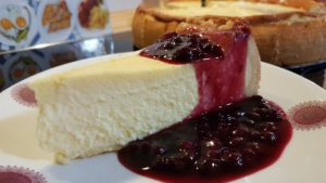 Carinas Cheesecake